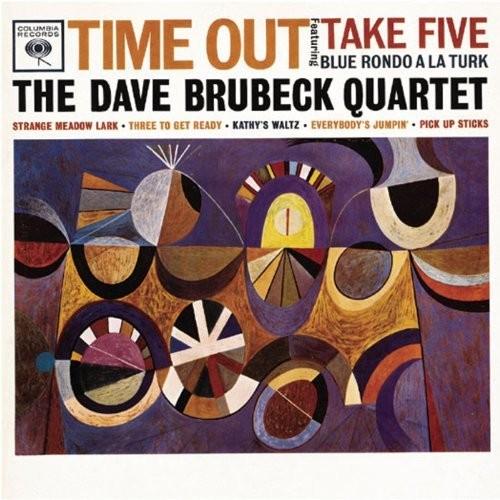 Dave Brubeck / Time Out (Bonus Track) (Colored Vinyl) (Limited Edition) (180gram Vinyl) (Orange)【輸入盤LPレコード】【LP2018/4/6発売】(デイウ゛・ブルーベック)