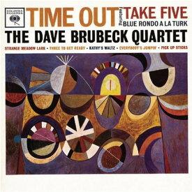 【輸入盤LPレコード】Dave Brubeck / Time Out (Bonus Track) (Colored Vinyl) (Limited Edition) (180gram Vinyl) (Orange)【LP2018/4/6発売】(デイウ゛・ブルーベック)