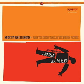 【輸入盤LPレコード】Duke Ellington & His Orchestra (Soundtrack) / Anatomy Of A Murder (Bonus Tracks) (180gram Vinyl)【LP2018/1/26発売】(デューク・エリントン)
