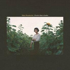 【輸入盤LPレコード】Haley Heynderickx / I Need To Start A Garden【LP2018/3/9発売】