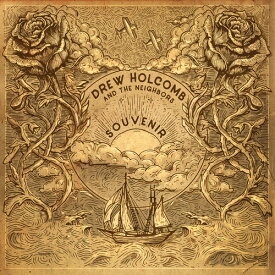 【輸入盤LPレコード】Drew Holcomb / Souvenir【LP2017/3/24発売】【★】