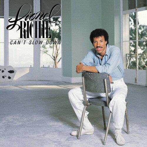 Lionel Richie / Can't Slow Down【輸入盤LPレコード】【LP2017/12/8発売】(ライオネル・リッチー)