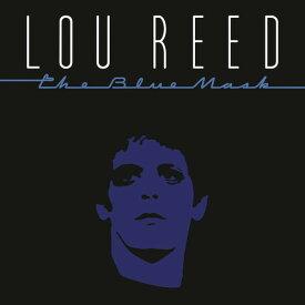 【輸入盤LPレコード】Lou Reed / Blue Mask (150gram Vinyl) (リマスター盤)【LP2017/11/17発売】(ルー・リード)