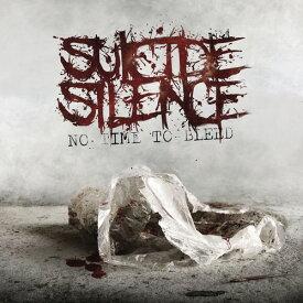 【輸入盤LPレコード】Suicide Silence / No Time To Bleed (Colored Vinyl) (Gatefold LP Jacket) (180gram Vinyl) (Red)【LP2018/2/9発売】(スーサイド・サイレンス)