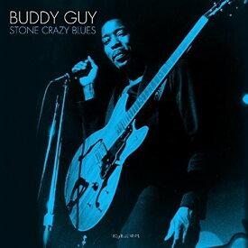 【輸入盤LPレコード】Buddy Guy / Stone Crazy Blues (Blue) (Colored Vinyl) (180gram Vinyl)【LP2017/8/18発売】(バディ・ガイ)