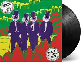 【輸入盤LPレコード】Residents / Diskomo/Goosebump (Blue) (EP) (Limited Edition) (180gram Vinyl)【LP2017/11/3発売】(レデジデンツ)