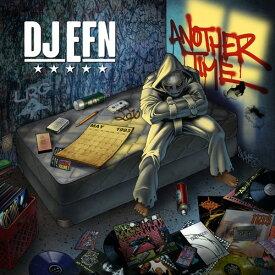 【輸入盤LPレコード】DJ Efn / Another Time (Silver) (Colored Vinyl)