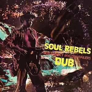 Bob Marley & The Wailers / Soul Rebels Dub【輸入盤LPレコード】(ボブ・マーリー&ザ・ウェイラーズ)