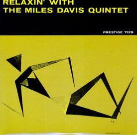 【輸入盤LPレコード】Miles Davis / Relaxin(マイルス・デイウ゛ィス)