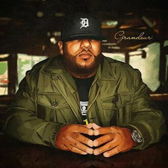 Apollo Brown/Grandeur(Colored Vinyl)(阿波羅、棕色)