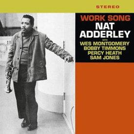 【輸入盤LPレコード】Nat Adderley / Work Song(ナット・アダレー)【LP2015/12/4発売】