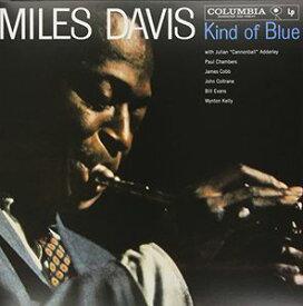 【輸入盤LPレコード】Miles Davis / Kind Of Blue (Mono) (オランダ盤)(マイルス・デイウ゛ィス)