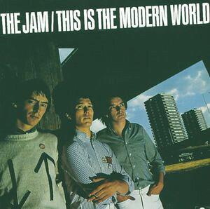 【輸入盤LPレコード】Jam / This Is The Modern World (ジャム)