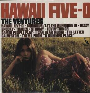【輸入盤LPレコード】Ventures / Hawaii Five-O(ウ゛ェンチャーズ)