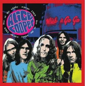 【輸入盤LPレコード】Alice Cooper / Live At The Whiskey A-Go-Go 1969