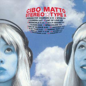Cibo Matto / Stereotype A (180gram Vinyl)【輸入盤LPレコード】【LP2016/7/8発売】(チボ・マット)