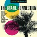 VA / Studio Rio Presents: The Brazil Connection【輸入盤LPレコード】【★】【割引中】