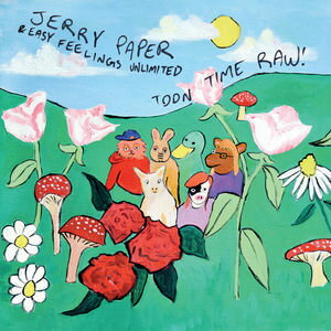 Jerry Paper / Toon Time Raw (Colored Vinyl) (Purple)【輸入盤LPレコード 】【★】【割引中】