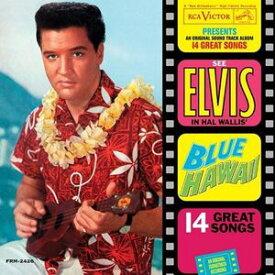 【輸入盤LPレコード】Elvis Presley / Blue Hawaii (Gatefold LP Jacket) (Limited Edition) (180gram Vinyl)【LP2016/10/14発売】(エルウ゛ィス・プレスリー)