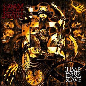 【送料無料】Napalm Death / Time Waits For No Slave: Splatter Vinyl (Colored Vinyl)【輸入盤LPレコード】【LP2016/3/11発売】