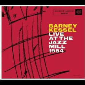 【輸入盤LPレコード】Barney Kessel / Live At The Jazz Mill (バーニー・ケッセル)