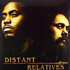 【輸入盤LPレコード】Nas/Damian Marley / Distant Relatives
