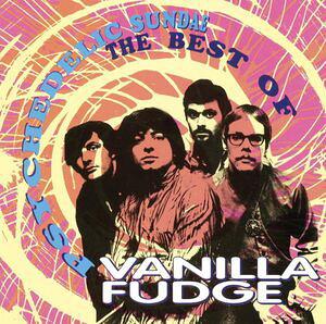 【輸入盤LPレコード】Vanilla Fudge / Psychedelic Sundae (オランダ盤)