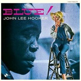 【輸入盤LPレコード】John Lee Hooker / Blue + 2 Bonus Tracks (180 gram Vinyl) (スペイン盤) (ジョン・リー・フッカー)