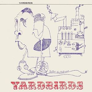 【送料無料】Yardbirds / Yardbirds (Aka Roger The Engineer) Stereo (UK盤)【輸入盤LPレコード】(ヤードバーズ)
