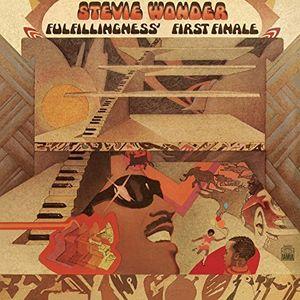 Stevie Wonder / Fulfillingness First Finale【輸入盤LPレコード】【LP2017/4/7発売】(スティーウ゛ィー・ワンダー)