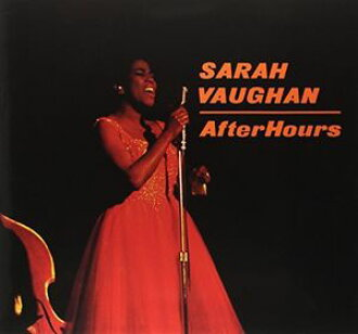 Sarah Vaughan/After Hours(Colored Vinyl)(180gram Vinyl)(莎拉·沃恩)