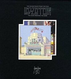 【輸入盤LPレコード】【送料無料】Led Zeppelin / The Songs Remains The Same (180 gram Vinyl)(レッド・ツェッペイン)【★】【割引中】