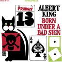 【輸入盤LPレコード】Albert King / Born Under A Bad Sign【LP2017/7/7発売】(アルバート・キング)