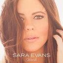 Sara Evans / Words【輸入盤LPレコード】【LP2017/7/21発売】(サラ・エウ゛ァンス)
