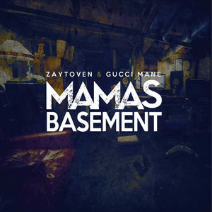 Gucci Mane/Zaytoven / Mama's Basement (Colored Vinyl)【輸入盤LPレコード】(グッチ・メイン)