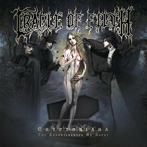 Cradle Of Filth / Cryptoriana: The Seductiveness Of Decay (Blue)【輸入盤LPレコード】【LP2017/9/22発売】(クレイドル・オブ・フィルス)