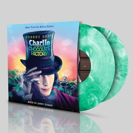 【輸入盤LPレコード】Danny Elfman (Soundtrack) / Charlie & The Chocolate Factory (Gatefold LP Jacket)【LP2017/7/14発売】(サウンドトラック)