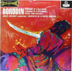 【輸入盤LPレコード】Borodin/Ansermet / Symphonies 2 & 3 (180 Gram Vinyl)