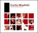 【輸入盤CD】【ネコポス送料無料】Curtis Mayfield / Definitive Soul (カーティス・メイフィールド)