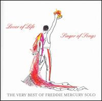 【メール便送料無料】Freddie Mercury / Lover of Life, Singer of Songs: The Very Best of Freddie Mercury Solo (輸入盤CD) (フレディー・マーキュリー)