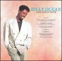 【メール便送料無料】Billy Ocean / Greatest Hits (輸入盤CD) (ビリー・オーシャン)