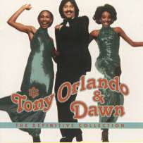 【メール便送料無料】Tony Orlando & Dawn / Definitive Collection (輸入盤CD)(トニー・オーランド&ドーン)