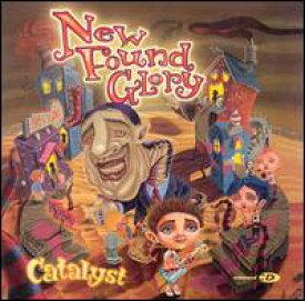 【輸入盤CD】【ネコポス送料無料】New Found Glory / Catalyst (ニュー・ファウンド・グローリー)