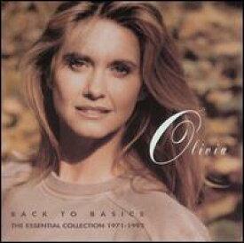 【輸入盤CD】【ネコポス100円】Olivia Newton-John / Back To Basics (オリヴィア・ニュートンジョン)