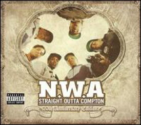 【輸入盤CD】【ネコポス送料無料】N.W.A. / Straight Outta Compton (20th Anniversary Edition) (NWA)
