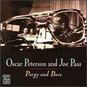 【輸入盤CD】Oscar Peterson & Joe Pass / Porgy & Bess (オスカー・ピーターソン)