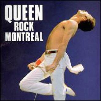 Queen / Rock Montreal (import board CD) (the queen)