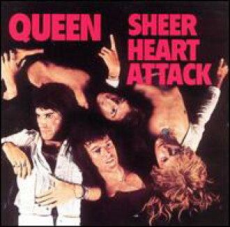 Queen / Sheer Heart Attack (수입반CD) (퀸)