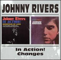 【メール便送料無料】Johnny Rivers / In Action/Changes (輸入盤CD)【★】(ジョニー・リヴァース)【割引中】
