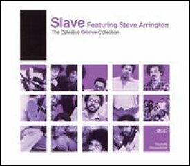 【輸入盤CD】【ネコポス送料無料】Slave / Definitive Groove (スレイヴ)